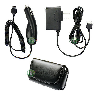 Wall +Car Charger+Case Phone for Samsung u450 Intensity