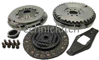 Ford Transit 2.4 Di Solid Flywheel Fly Wheel And Clutch Kit With Arm And Bolts