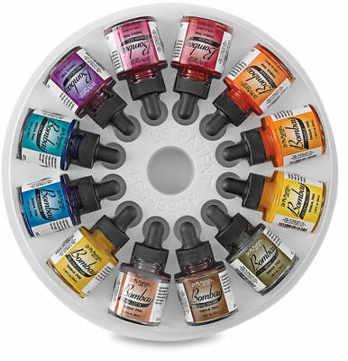 Dr PH Martins Bombay - Colour Indian Ink - 12 x 1oz Set 2