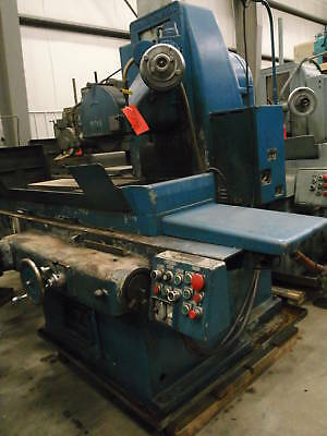 7392 GRAND RAPIDS 580 Hydraulic Surface Grinder