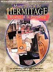 Hermitage Museum of St. Petersburg (DVD, 2001, 2-Disc SET -FREE SHIPPING********