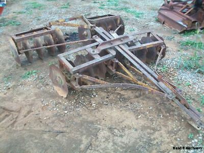 Taylor Way 7' Drag Disc Plow/Cultivator