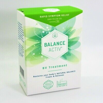 Private- Balance Activ Vaginal BV Gel (7 PK) - Restores pH