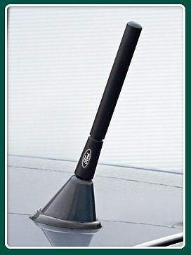 Richbrook 'Official Licensed' Ford Anti-Theft Car Aerial/Radio Antenna