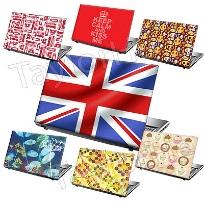 Laptop Skin Cover Notebook Sticker Decal HIGH GLOSS