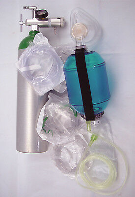Oxygen Bag Stocking Kit EMT EMS Paramedic - NEW!!!