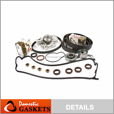 94-02 Honda Accord Acura CL 2.2 2.3 Timing Belt Water Pump Valve Cover Kit F23A1