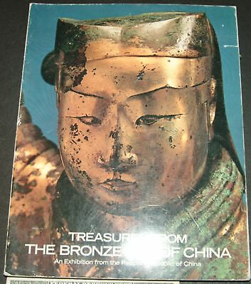Treasures from the Bronze Age of China by Metropolit...