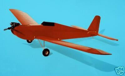 Galahad  plan low wing balsa RC trainer semi scale