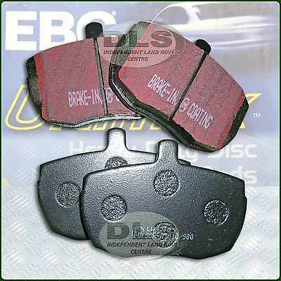 DP814 EBC Ultimax OE Replacement Front Brake Pads Pair