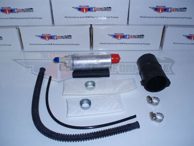 TRE-434 Stock OEM Replacement Electric Fuel Pump Direct Fit Mercedes MBZ NEW EFI