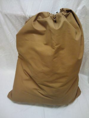 HEAVY DUTY 40x50 CANVAS LAUNDRY BAG   ***MADE IN USA***