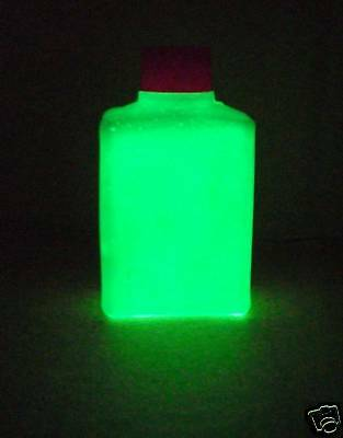 Glow In The Dark Luminous hobby paint Bright Green - 15ml