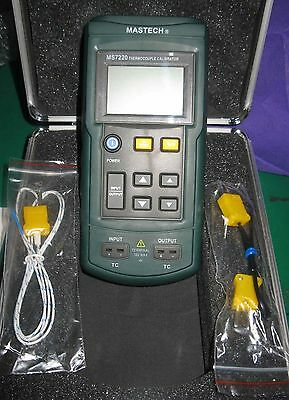 MS7220 THERMOCOUPLE CALIBRATOR new with 3 yrs warranty