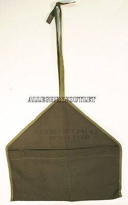 Wwii Us Army Canvas Tool Bag Jeep Cj2A Cj3B M38 M38A1