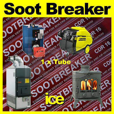 Sootbreaker Oil Solid Fuel Boiler Service Cleaning Aid