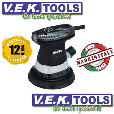 Rupes 150Mm Er03Te Random Orbit Sander - Made In Italy
