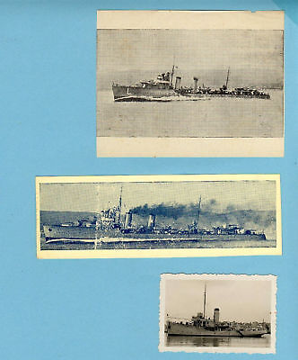LOT 3 images PORTUGAL WAR SHIPS Destroyers NRP Contratorpedeiros