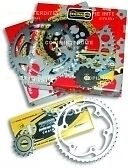 KIT CHAINE COMPLET  YAMAHA XJR 1300 SP Hyper Oring NEUF 04-12