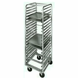 Rack For Full Size Pans & Boards 30 Pans All Welded