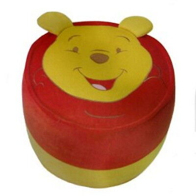 Original Puff/Sillon/Reposapies Hinchable Disney Winnie The Pooh Niños Infantil