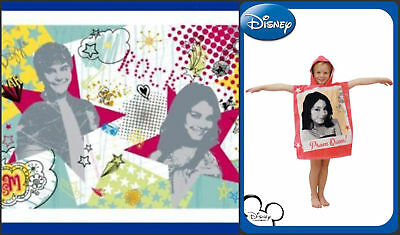 Alfombra Disney High School Musical + Poncho Gratis
