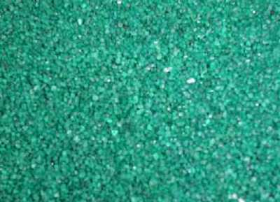 Coloured Unity Sand - DARK GREEN 1 Kg