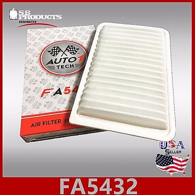 Fa5432 Ca9360 46673 Engine Air Filter ~ 01-13 Toyota Highlander & 04-08 Solara