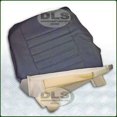 Twill Vinyl Front Outer Backrest Cover Land Rover Defender to`07 (AWR5702RPI)