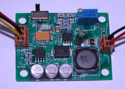 OEM Max 1.5A Laser Diode PWM Driver for 445nm Blue, IR