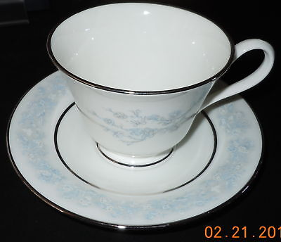 Oxford Twilight Dell Cup and Saucer Set 2 3/4""