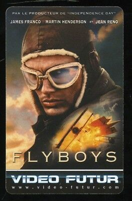 VIDEO FUTUR collector  FLYBOYS   (318)