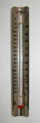 Home Brew Thermometer stainless stl 0-100C Beer Spirit