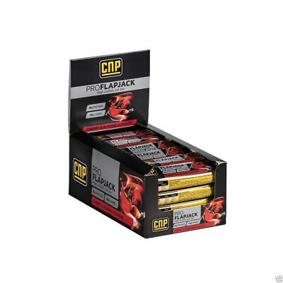 CNP Professional Pro-Flapjack 24 x 75g High Protein Blend Oat Bar - Chocolate