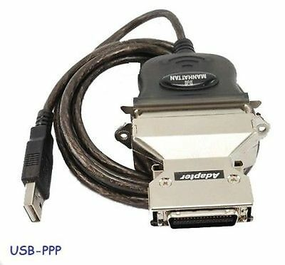 6' USB to Mini-Centronics (type C, MDR36) Adapter Cable