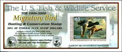US.# RW66A Federal Duck Stamp MINT POST OFFICE FRESH!