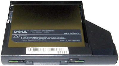 DELL Latitude Inspiron Laptop Swappable Floppy Drive