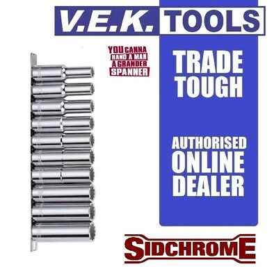 Gearwrench Tools Index Head Ratchet Gear Combination Spanner Set-12Pc 85488 Sp-