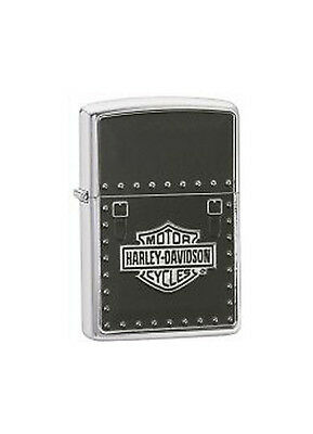 Zippo HD Saddle Bag Lighter Personalised Engraved Free