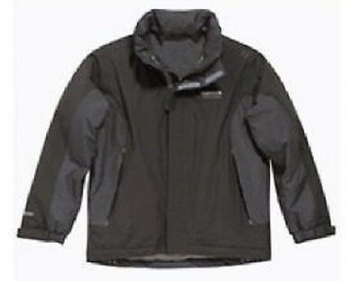 Boy's Regatta 'Road Runner' Grey Waterproof Jacket.