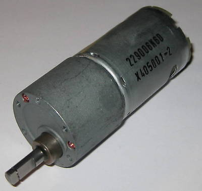 5RPM Heavy Duty Gearhead DC Motor Compact High Speed Geared Free Shipping 3VDC7