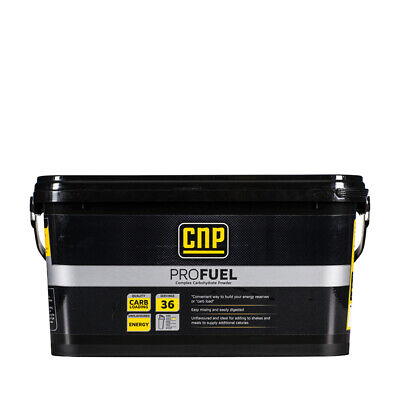 CNP Professional Pro Fuel 1.8Kg Complex Carbohydrate Maltodextrin Powder Carbs