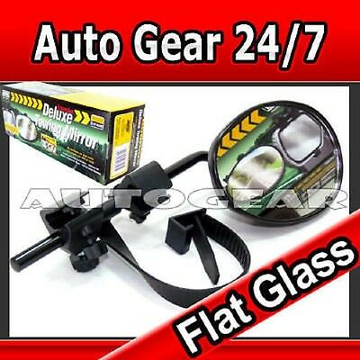 Car Van MP8328 Flat Glass Extension Deluxe Towing Mirror