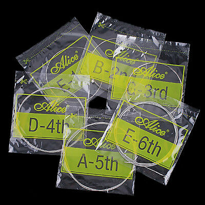 6 Packs Alice A506 Electric Guitar Strings String Set
