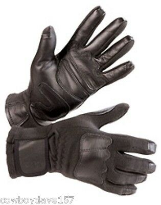 5.11 TAC-NFOE Tactical Flight Gloves Small  59305019S Domestic Shipping Included