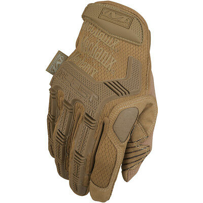 Mechanix Wear Tactical M-Pact Mens Protective Gloves Airsoft Combat Work Coyote