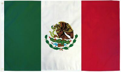 4x6' Ft Polyester Mexico Country Flag Mexican National f