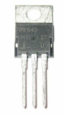 IRF640 HEXFET Power MOSFET - 200V - 18A - TO-220 - 200 Volt - 18 Amp