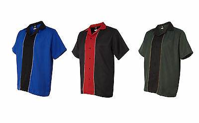 Hilton Quest Bowling Shirt, Chose From 3 Colors, HP2246