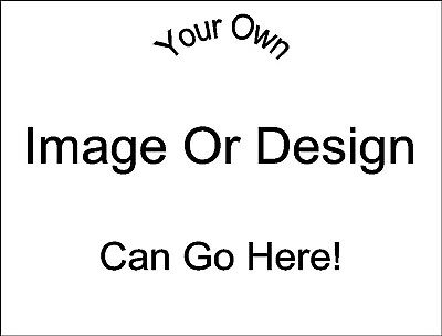 Your Own Designed Premium A4 CUSTOM Edible Rice Paper Card Photo Cake Topper